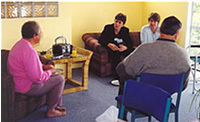 Elijah House school small group