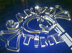 Plastic Laser Cutting Gold Coast, Acrylic