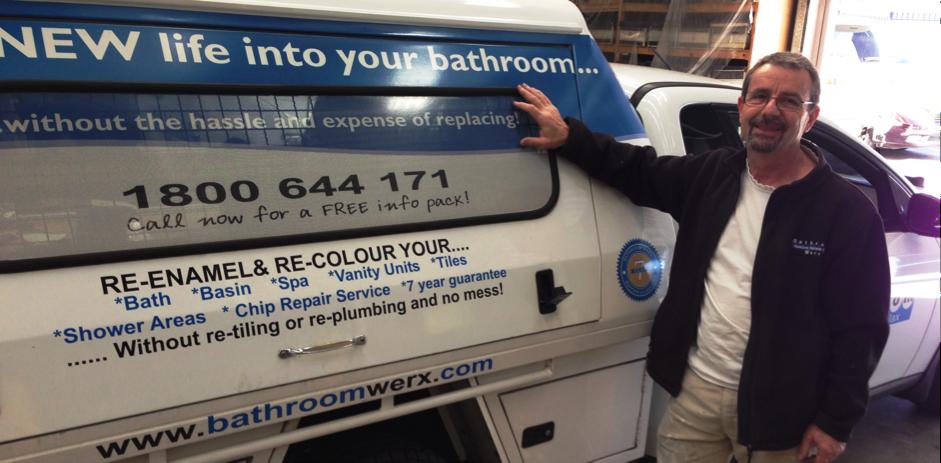 Bathroom Resurfacing Specialist Melbourne - Lou Schillacci