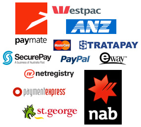 take payments easily over the internet