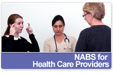 NABS for Health Providers