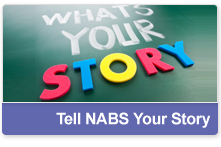 Tell NABS Your Story