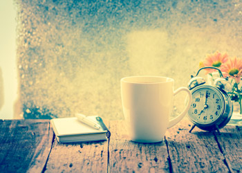 Journaling with a Cuppa