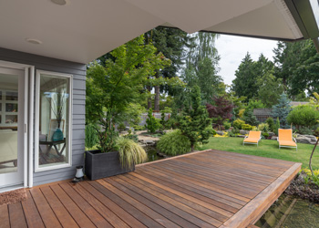Home With Deck