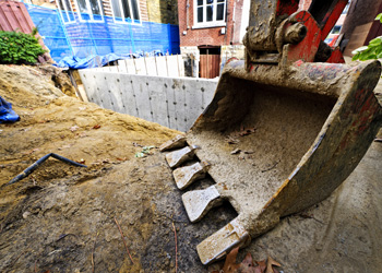 House Construction Site