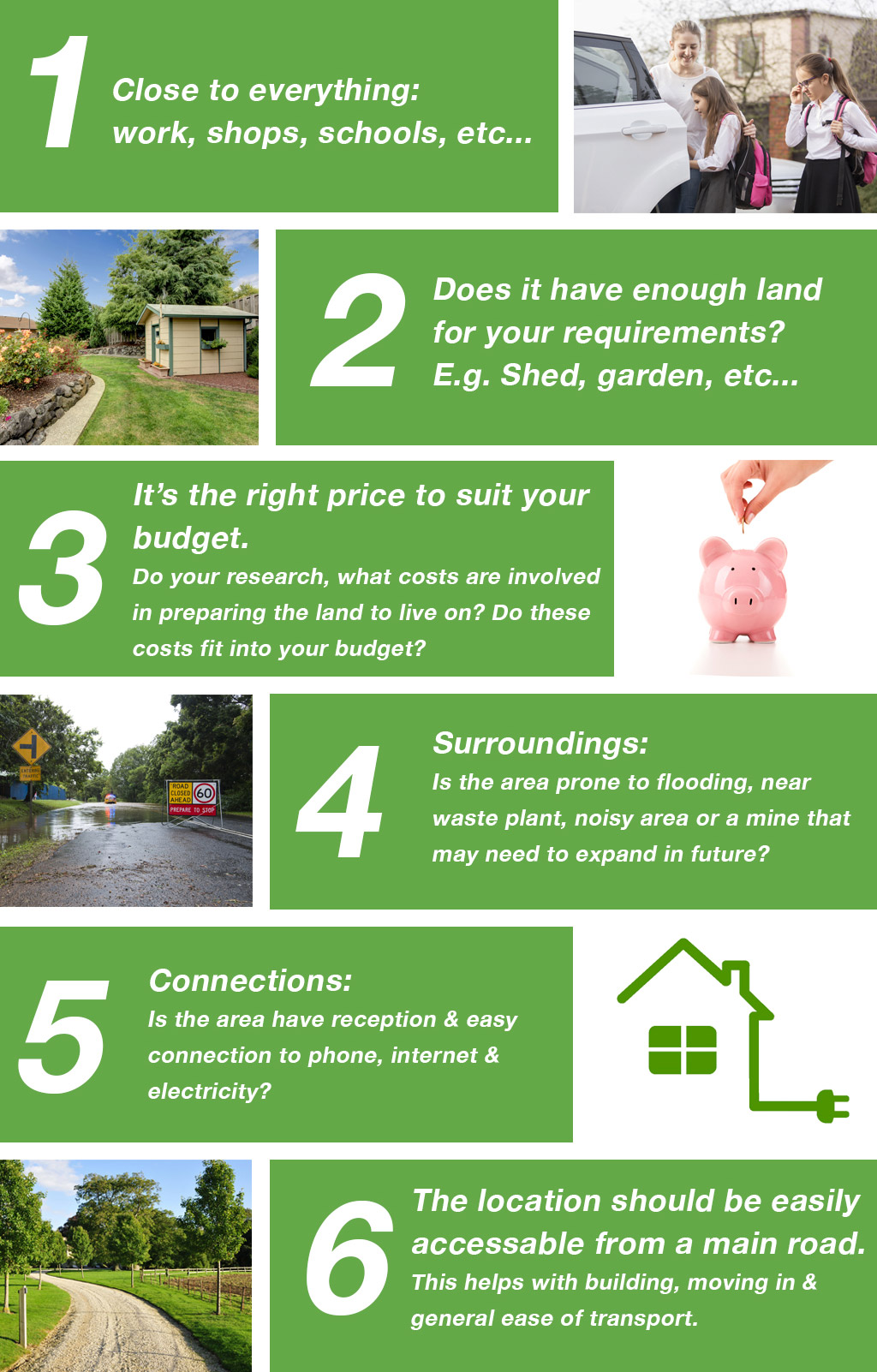 Choosing The Perfect Home Tips