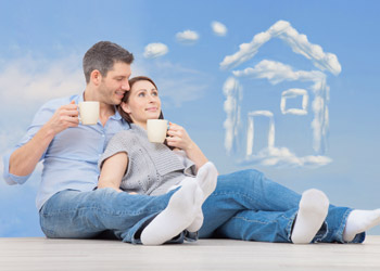 Couple Dreaming of a New Home