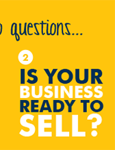 Is my business ready to sell?