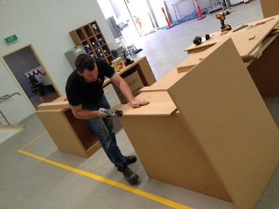 Technical Centre for Cabinet Making