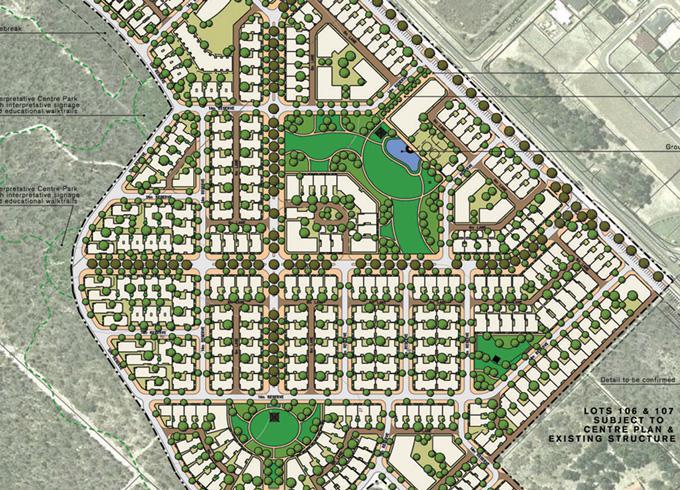 Town Planning Urban Design And Heritage WA Harrisdale