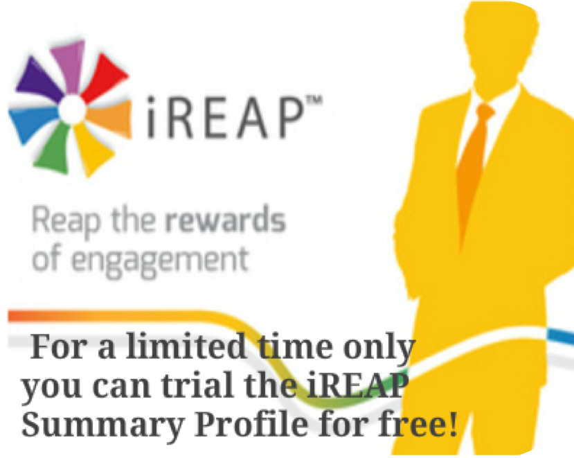 Individual Role Engagement Profile iREAP at Talent Tools