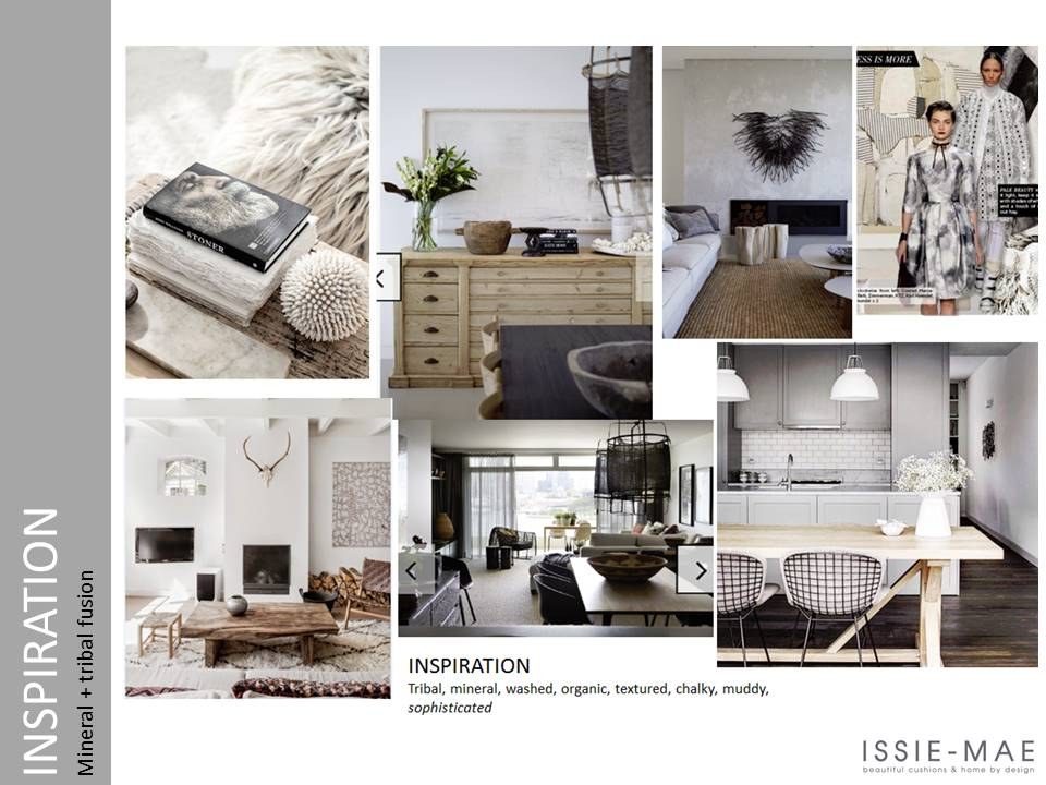 Interior design services for Home design vision board