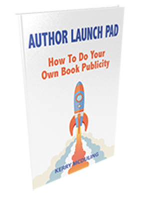 Author Launch Pad by Kerry McDuling