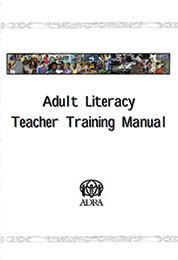 Adult Literacy Teacher Training Manual by Sue Ambrose