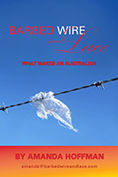 Barbed Wire and Lace by Amanda Hoffman