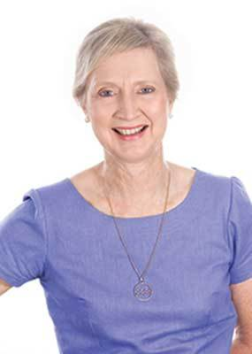 Evelyn Douglas, author of Free to Fly