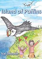 Island of Puffins by Val Shooter