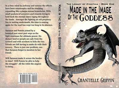Made in Image of the Goddess by Chantelle Griffin