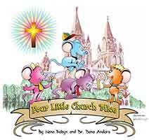 Four Little Church Mice by Nana Robyn and Dr Dane Anders