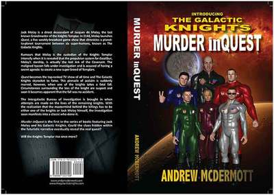 Murder inQuest by Andrew McDermott