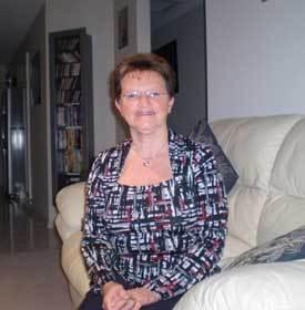 Author Rita Dunlop