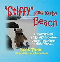 Stiffy goes to the Beach by Steve James