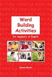 Word Building Activities by Susan Boyer