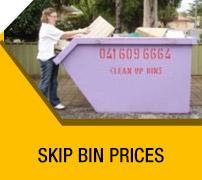 Skip Bin Prices, Skip Bins Adelaide, Budget Bin Hire