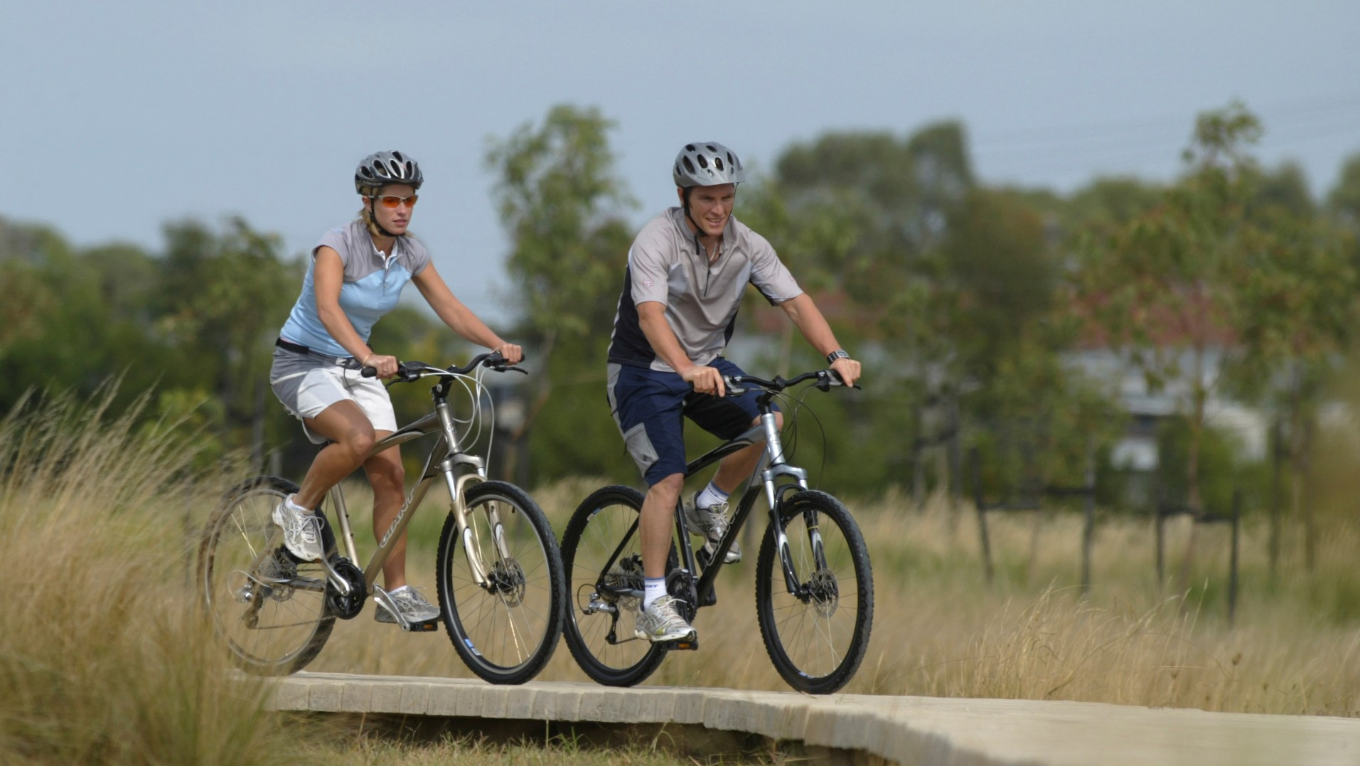 Bike riding in Port Macquarie