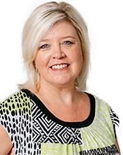 HWBN Membership Coordinator Mel Haverfield