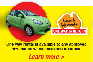 one way rental
