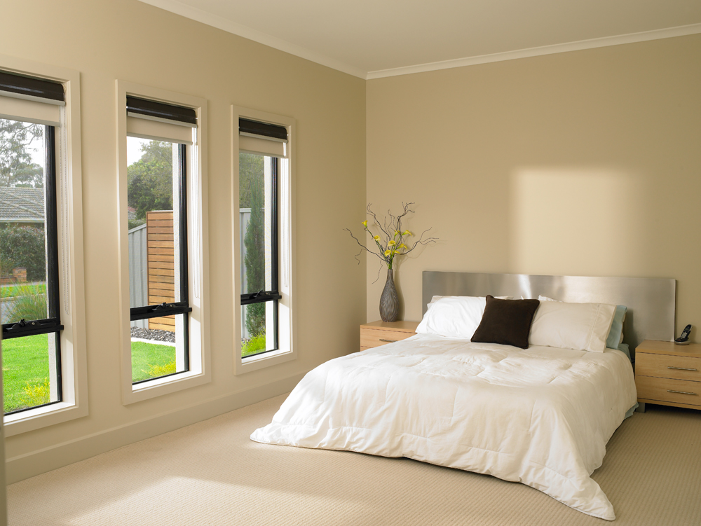 Dual roller blinds internal blinds central coast for Cost of blinds for 3 bedroom house