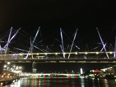 Brisbane River bridges