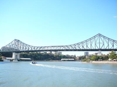 Brisbane River Cruise,Story Bridge