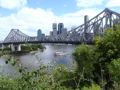 Story Bridge Brisbane River