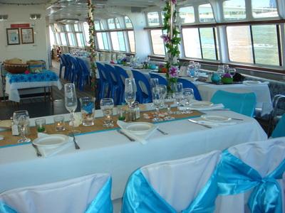 Lady Brisbane Wedding, Brisbane River Wedding