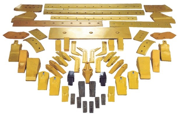 Case Ground Engaging Tools for Earthmoving Machines