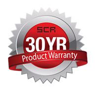 30 year product warranty