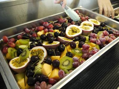 Seasonal tropical fruits