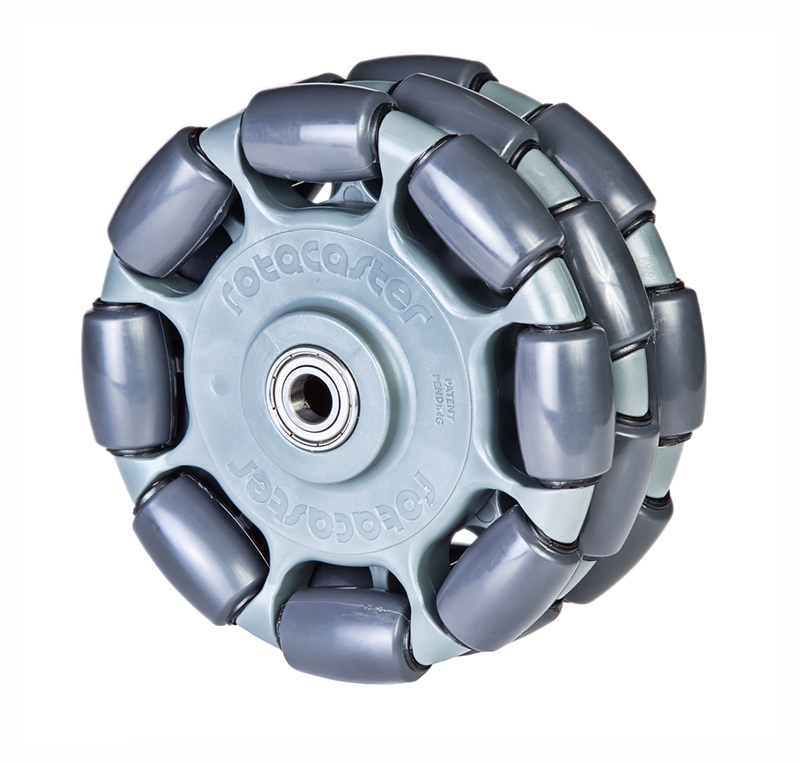 Omnidirectional wheels