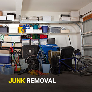High Energy transport junk removal