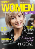 Where Women Work magazine 2013