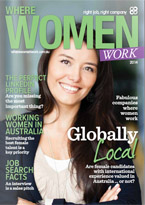 Where Women Work magazine 2014