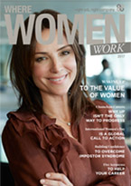 Where Women Work magazine 2017