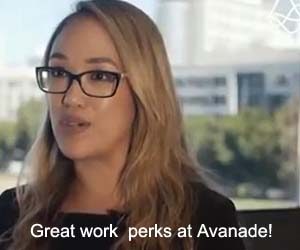 Avanade Australia has some great perks for employees