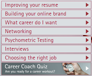Need some online career coaching?