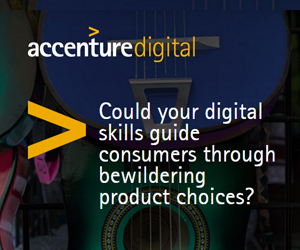Accentures Digital Revolution Summer Internship
