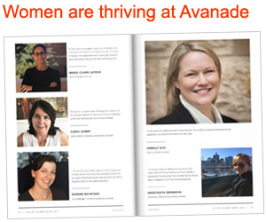 Avanade is a leading digital innovator