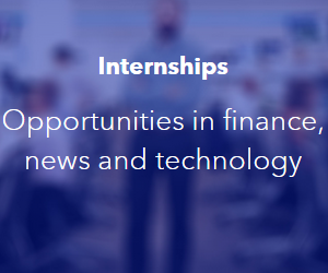 Exciting internships at Bloomberg