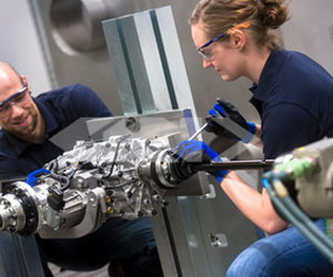 GKN graduate programme launches careers